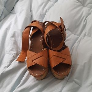Lucky brand wedge 7